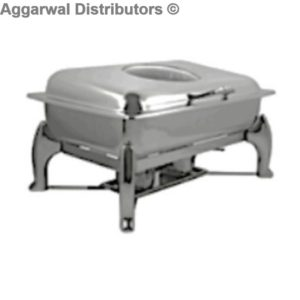 Rectangle Tiger Stand Chafing Dish-10ltr