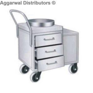 Tea Trolley 4