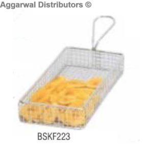 Rectangular Basket for Fish-BSKF223