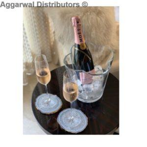 Glass Champagne Bucket2