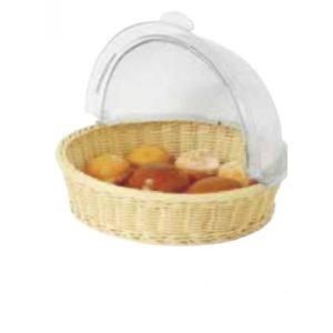 Regency Round Polly Rattan Basket