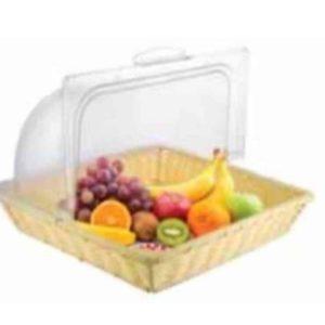 Regency Square Polly Rattan Basket (2)