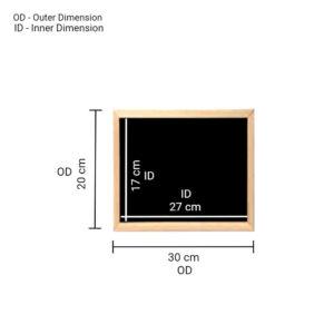 Writing Board 20x30cm