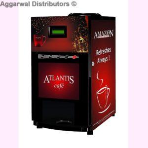 atlantis cafe machine 4 lane