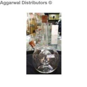 glass oil vinegar