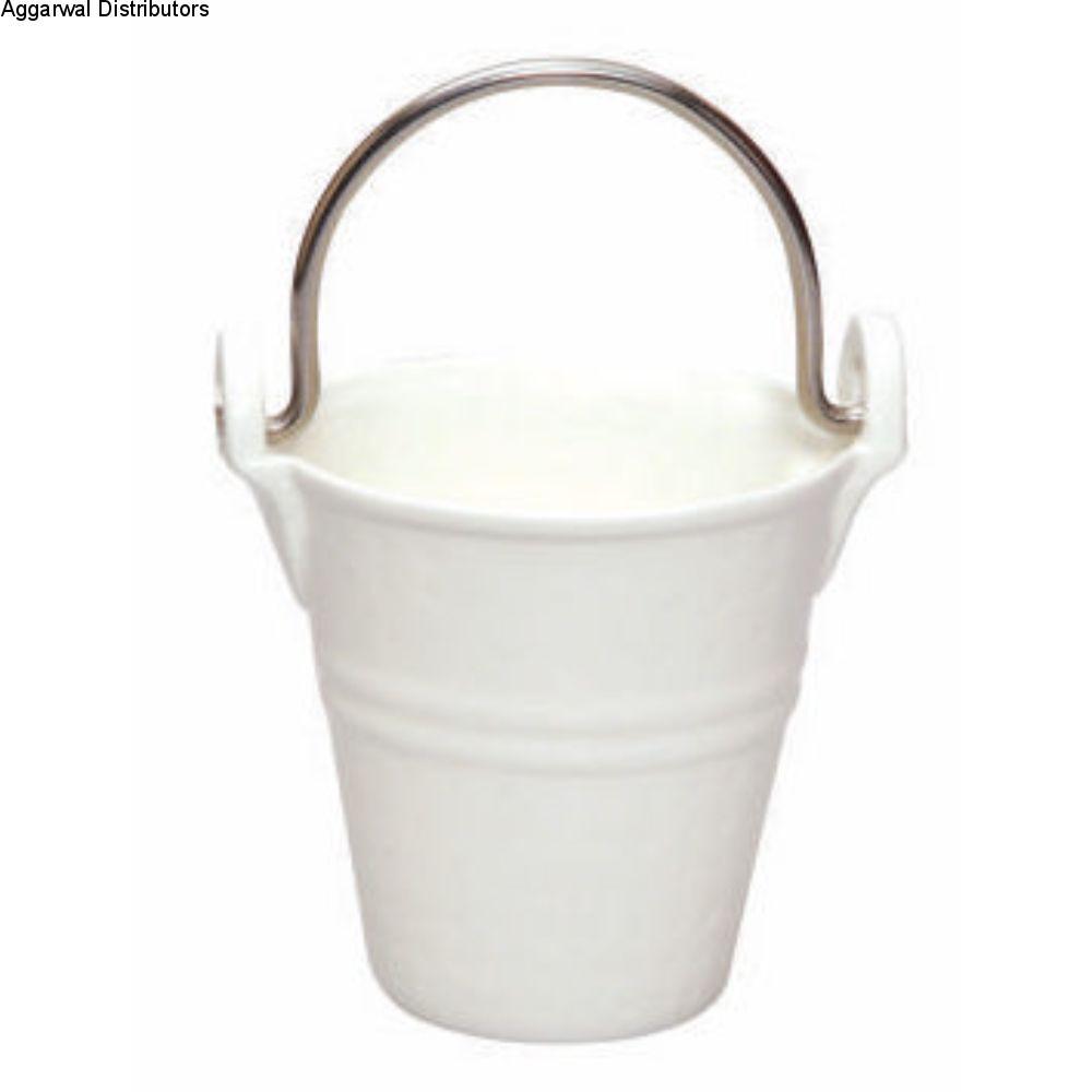 Clay Craft Bucket Hammered 1