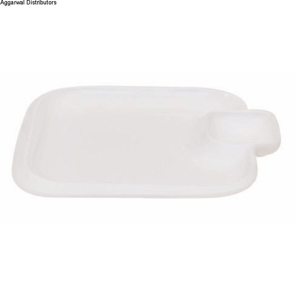 Clay Craft Chip N Dip Platter Square 25 Cm 1