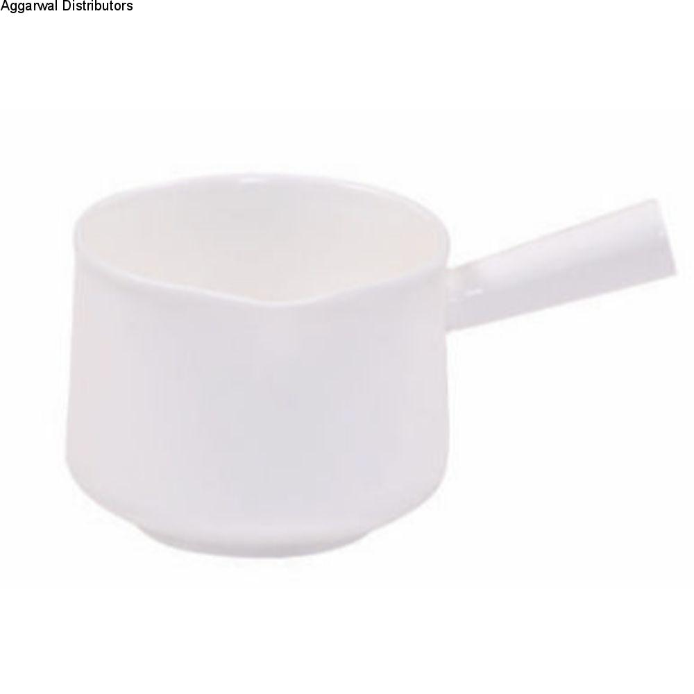 Clay Craft Condiment Bowl With Handle 1