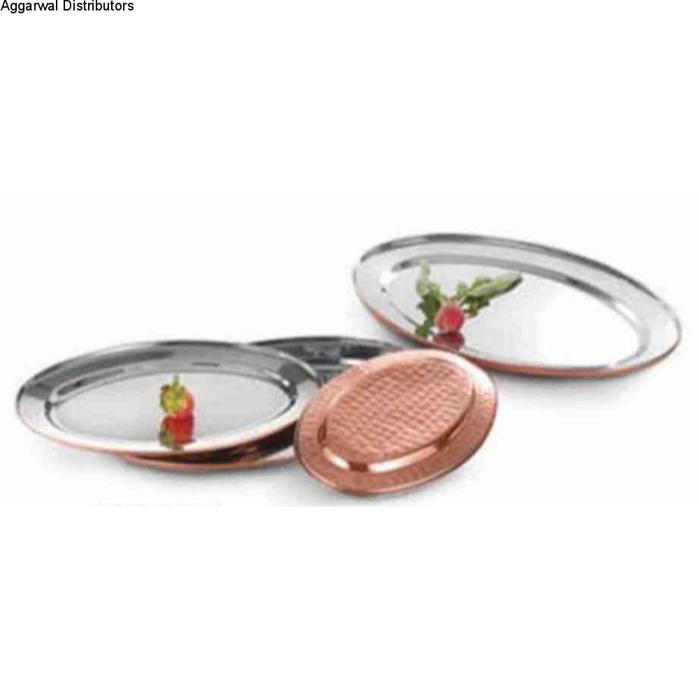 La Coppera Oval Platter LC - 106 1
