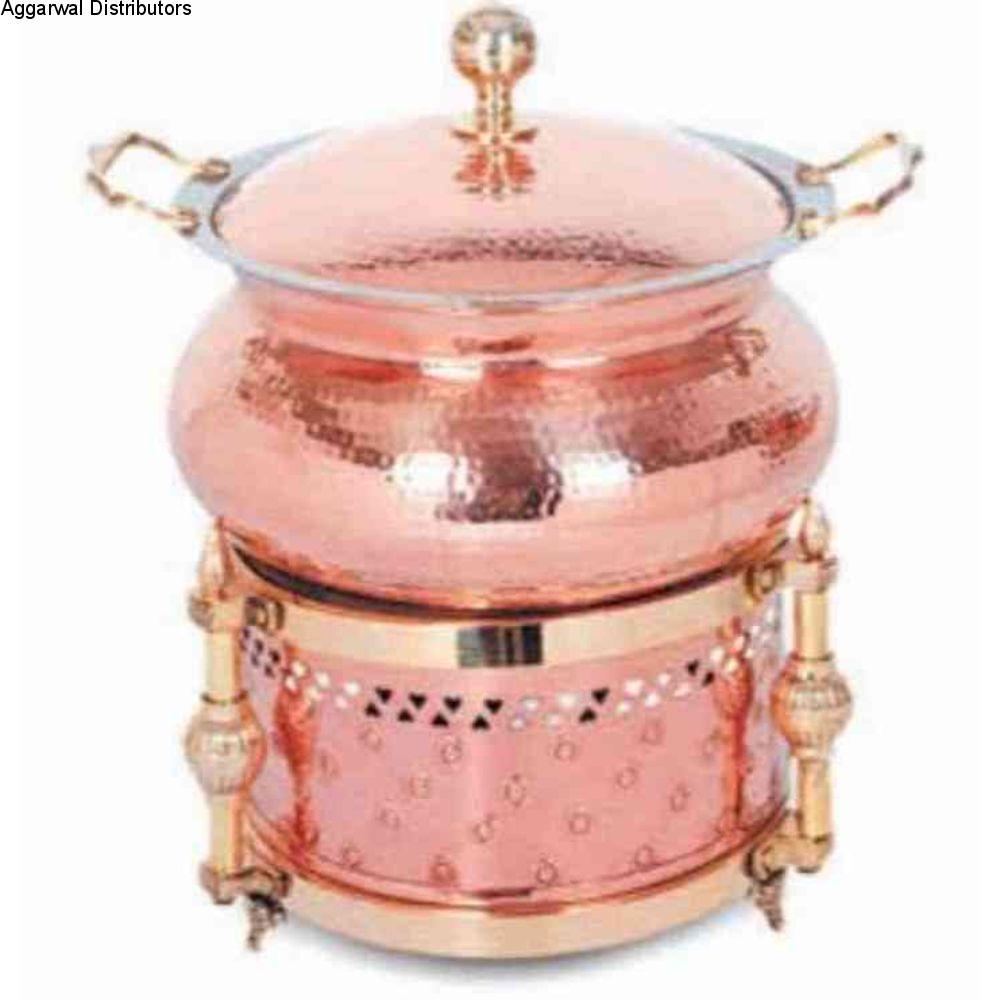 La Coppera copper Copper Chafing Dish LC - 149-6ltr 1