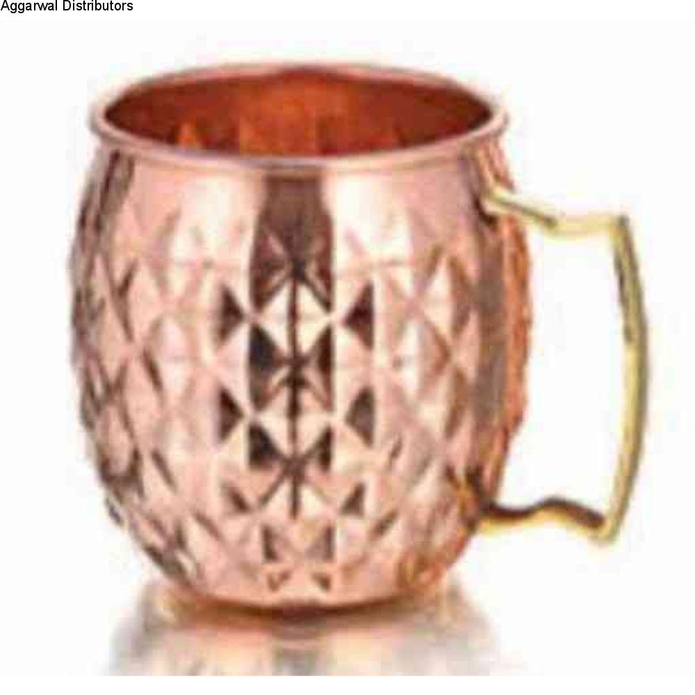 La Coppera Moscow Mule Mug Diamond LC-611 1