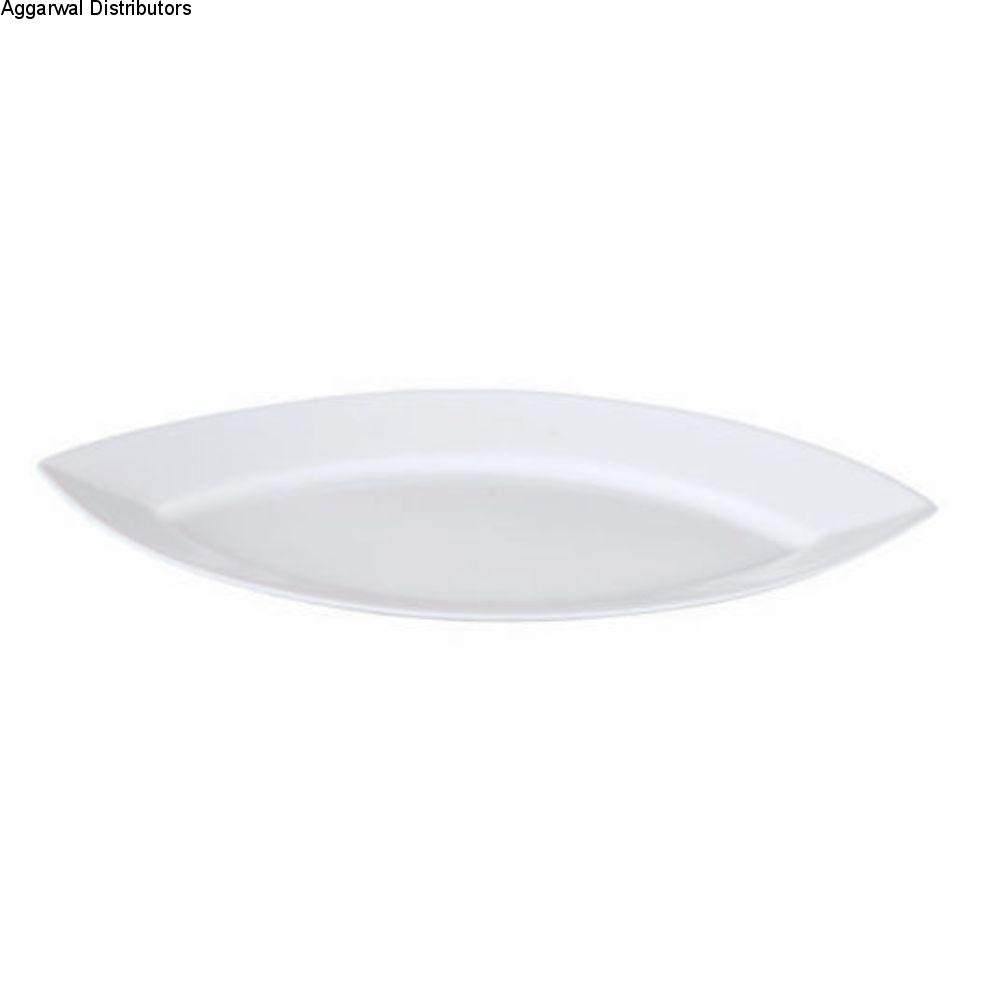 Clay Craft Leaf Platter Small 25 Cm 1