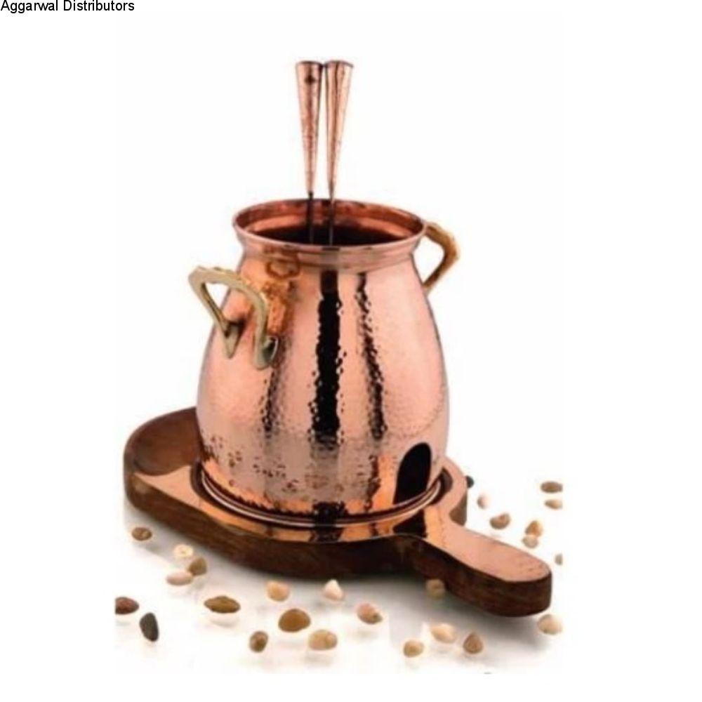 La Coppera Table Tandoor LC-112-Dia-4cm-Ht-19cm 1