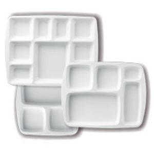 Melamine Partition Plate