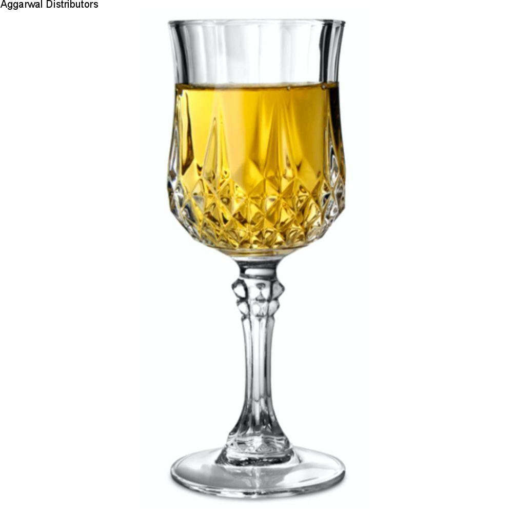 Cristal D'Arques 170ml Longchamp Wine 6 Pcs Set G5214/L7552 1