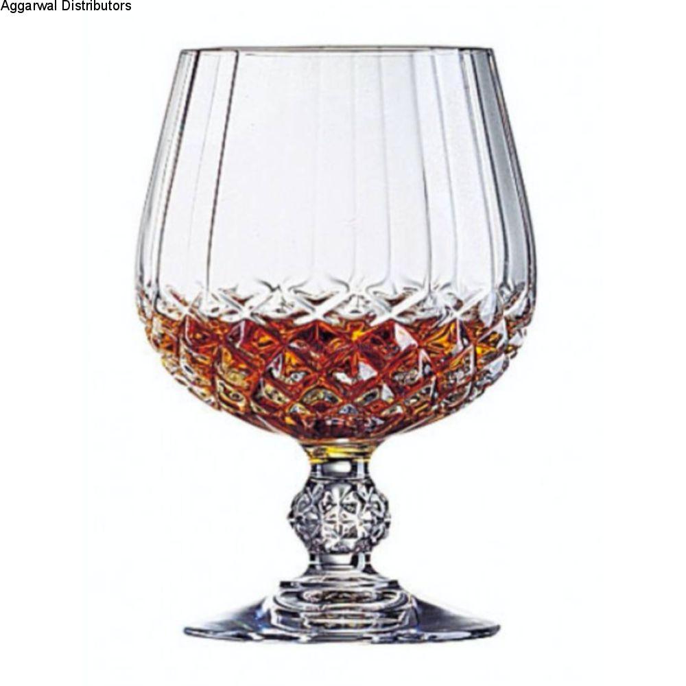 Cristal D'Arques Longchamp Brandy 320Ml 6 Pcs Set G5218 L9755 1