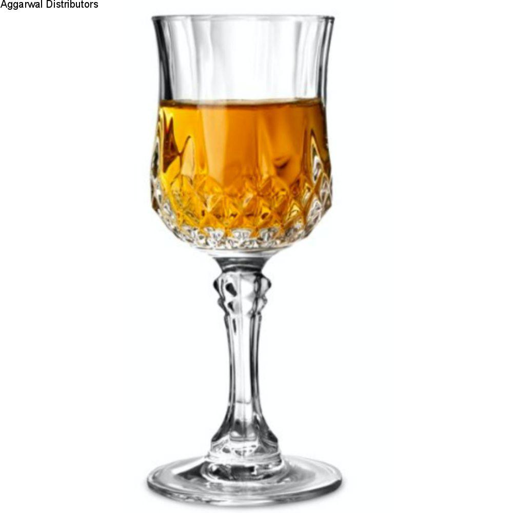 Cristal D'Arques Longchamp Liqueur 60Ml 6 Pcs Set G5223 L9754 1