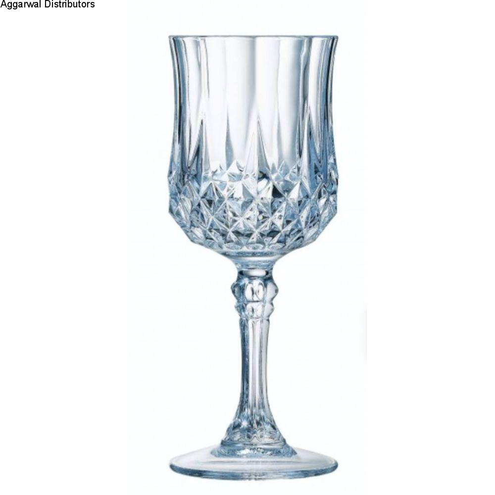 Cristal D'Arques Longchamp Sherry 120Ml 6 Pcs Set G5224 H3663 1