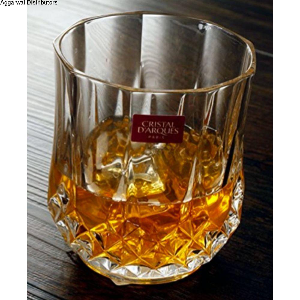 Cristal D'Arques Longchamp Old- Fashioned 230Ml 6 Pcs Set G5225 L9758 1