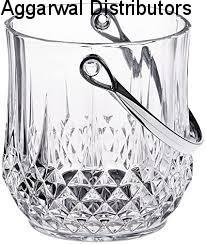 Cristal D'Arques Longchamp Ice Bucket G5227 1