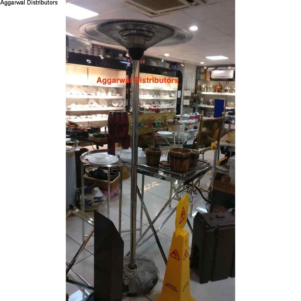 Imported Garden / Patio Heater Heat Pillar-Electric 7