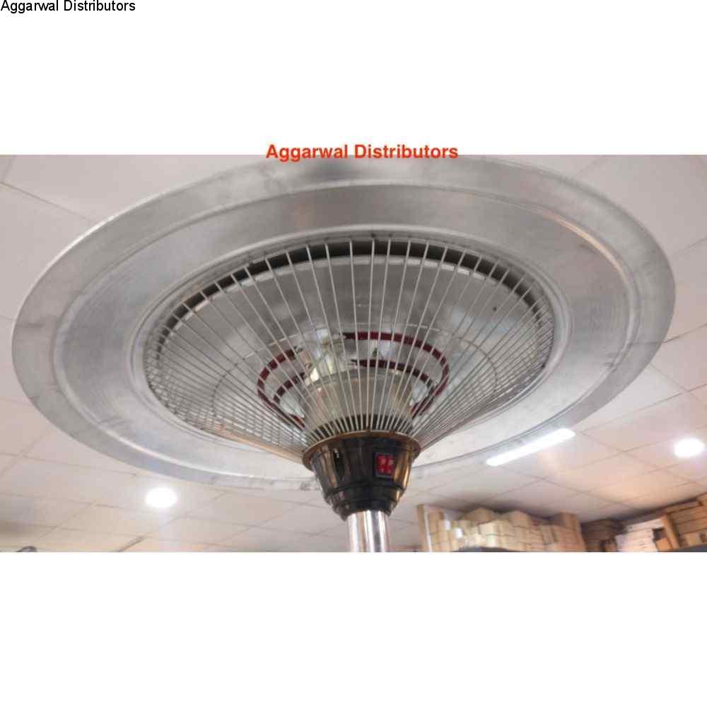 Imported Garden / Patio Heater Heat Pillar-Electric 2