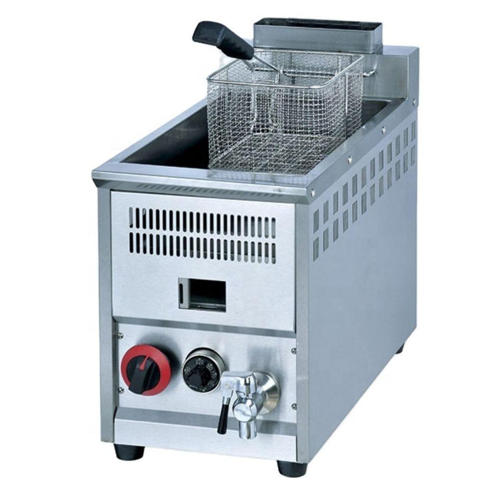 commercial gas fryer 16Litre