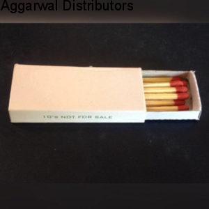 Hotel-match-box
