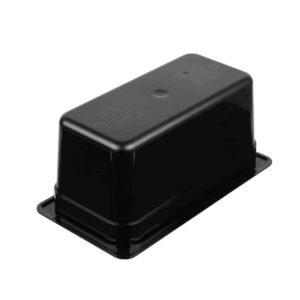 Cambro 36CW110 Black Polycarbonate