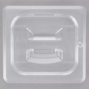 Cambro 60CWCH135 Polycarbonate Handled Lid
