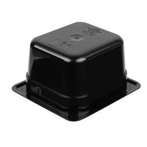 Cambro 64CW110 Camwear Black Polycarbonate