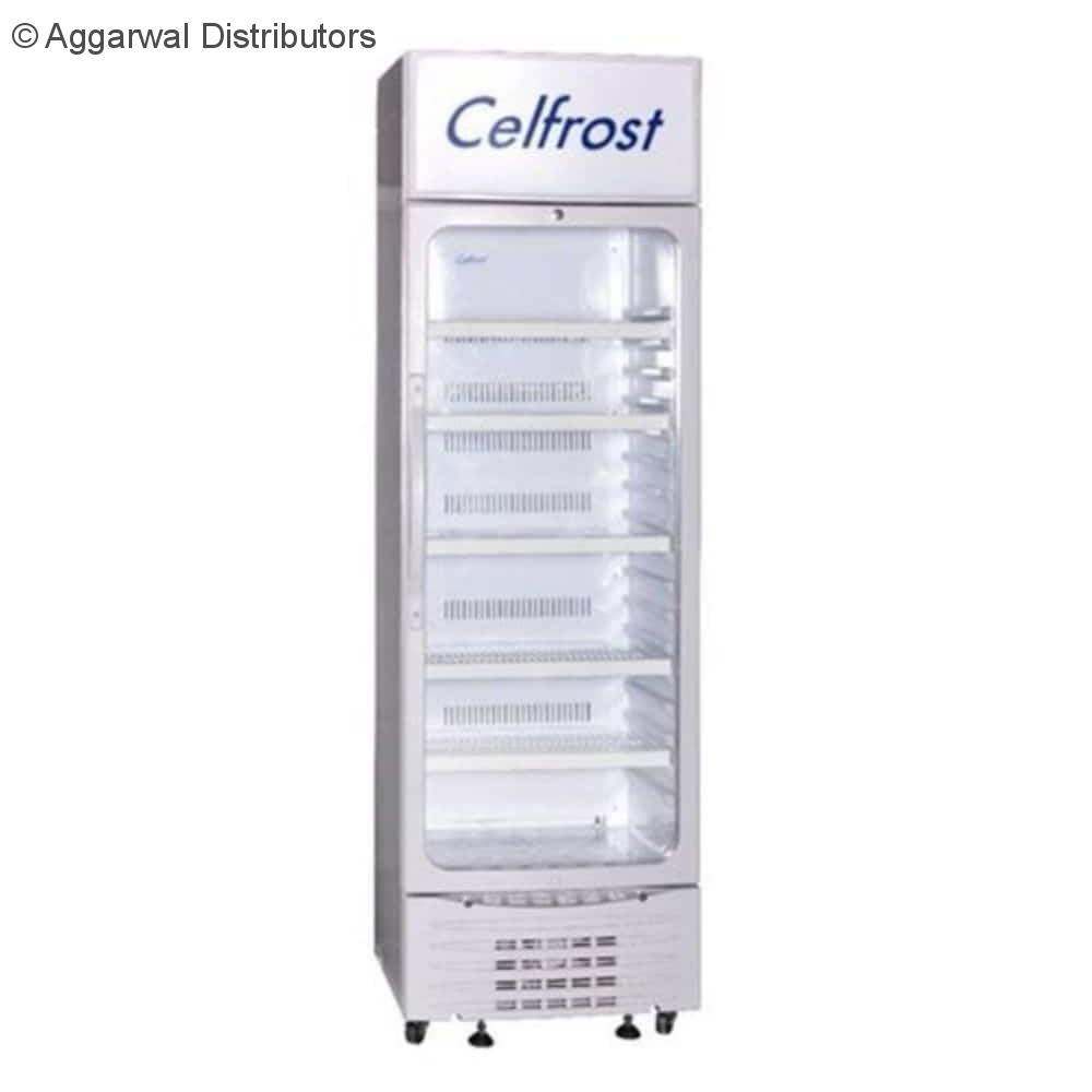 Celfrost Single Door Upright Showcase Cooler FKG 235 ltr 1