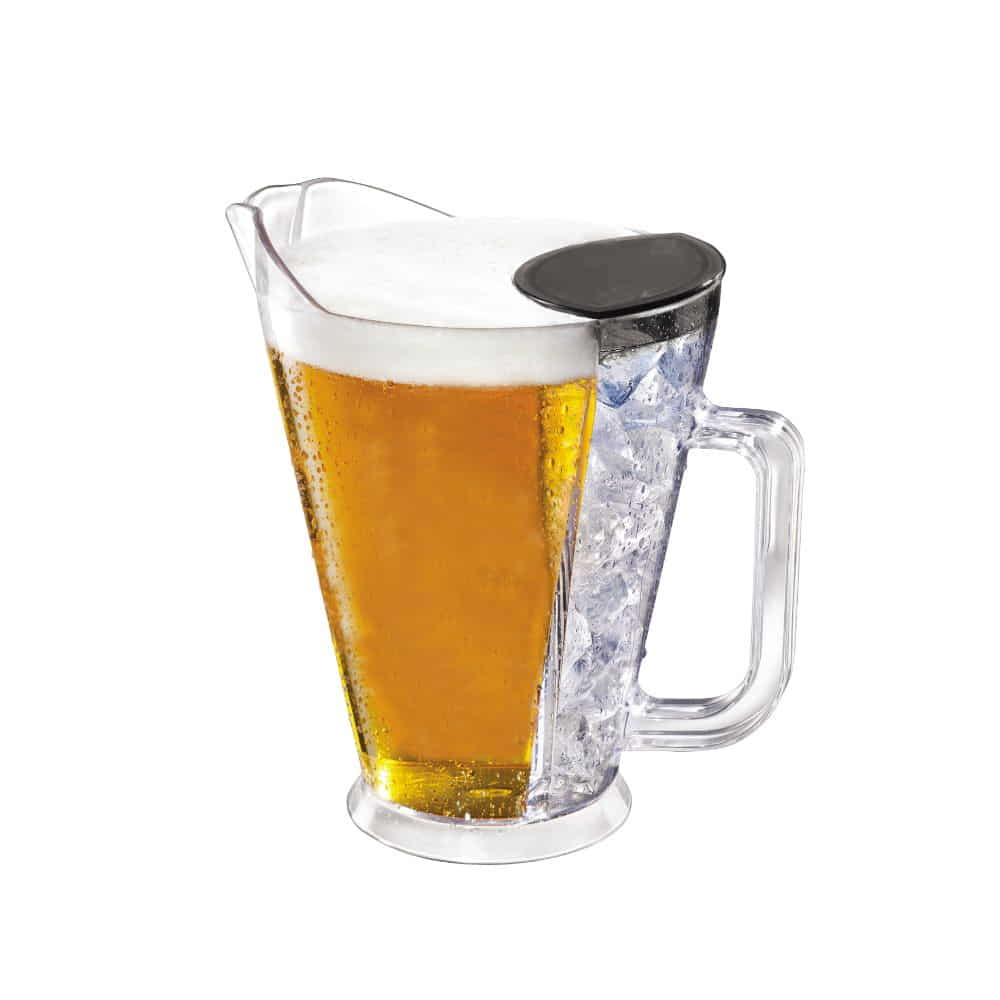 Pitcher With beer