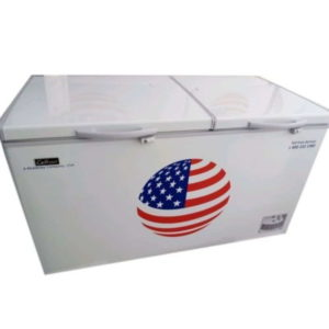 Celfrost Two Lid Hard Top Chest Freezer Cooler CF 532 Ltrs DD