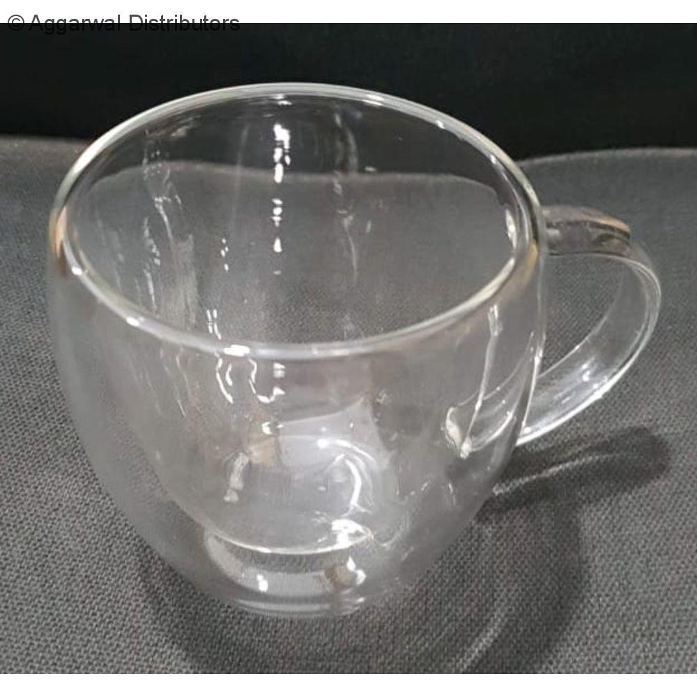 Double Wall Mug 250 ML with handle 3